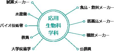 キャリアイメージ図